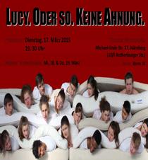 Plakat LUCY-2